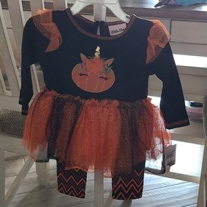 Baby girls Halloween outfit